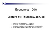 Lecture 4 _Jan 28_