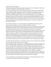 A Modest Proposal Essay  Pages Ap Euro Ch  Essay Questions Even Narrative Essay Examples For High School also Essay Papers Online Louis Xiv Study Resources Fifth Business Essays