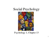 Psych 1 Ch 13 Sp14 to students