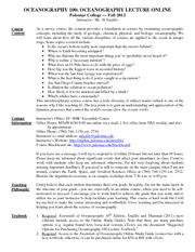 Ocean 100 Online Syllabus Fall 2012(1)