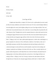 Graduate school education essays