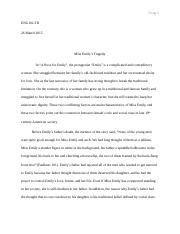 Essay#1- First Draft