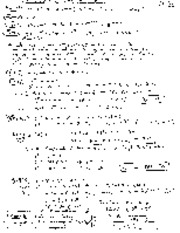 Undetermined coefficients notes