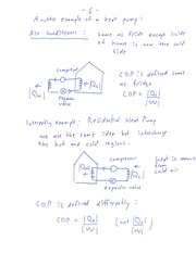 EECE 453 Example of Air Conditioner Notes