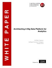 6. a Architecting A Big Data Platform.PDF