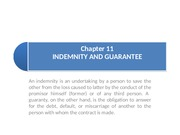 Chapter 11_Conditions and Warranties