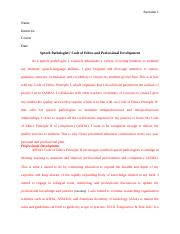 PERSONAL AND PROFESSIONAL DEVELOPMENT IN SPEECH PATHOLOGY (1).edited.docx