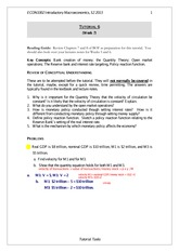 Tutorial 06 (Answers) _S2_2013