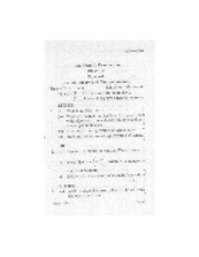(www.entrance-exam.net)-SGBAU B.Sc Part I- Physics Paper II (Kinetic Theory and Thermodynamics) Samp