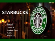 case presentation Starbucks_Group3