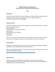 Personal Development Plan Report_Outline.docx