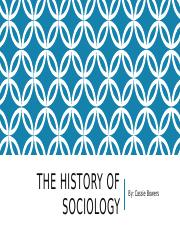 The history of sociology powerpoint.pptx