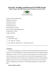 Security Evaluation Report Template (Word)0