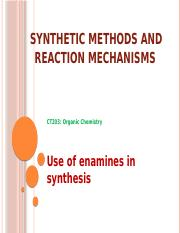 CT203 organic synthesis LS6