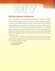 ENGL305 DIY Writing a Review of Research.pdf