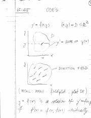 Ordinary Differential Equations and Dynamic Systems Notes