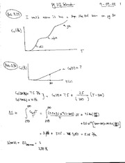 Thermal Physics Solutions CH 3 pg 73