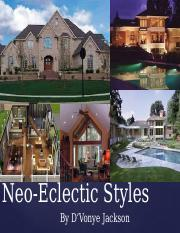 Arch Style-Jackson-Neo-Eclectic