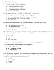 FINANCE 251 2016 S1 Test Solutions.docx