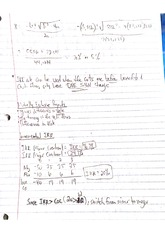 Managerial Finance Class Notes 14