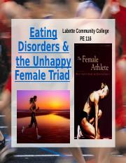 10- Eating DisordersUnhappy Female Triad INSTR 20.ppt