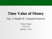 02_Time_Value_of_Money-Day_2-2011.02.01v2