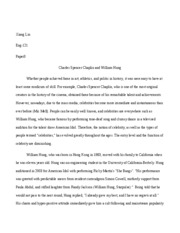 celebrity and fame xiang lin paper3 revision