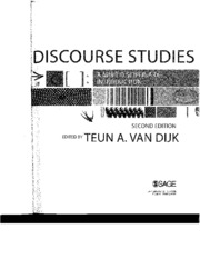 De Fina Discourse and Identity