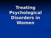 Ch12Treating Psychological Disorders in WomenFall2015