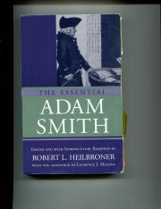 Special Topic 1 (Part B) Adam Smith on Defense