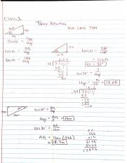 Class 1 Vector Addition