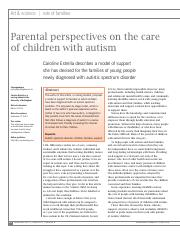 Estrella (2013) Parent Perspectives - ASD (1).pdf
