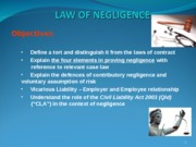 Business Law -Lecture 9