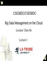 60 Pages Lecture3 Hadoop Architectureppt
