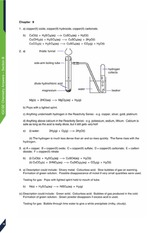 igcse chemistry coursework Chemistry is the study of the composition, behaviour and properties of matter, and of the elements of the earth and its atmosphere.