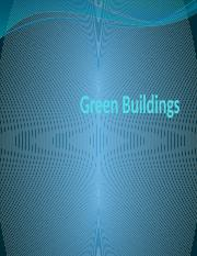 2-Green Buildings
