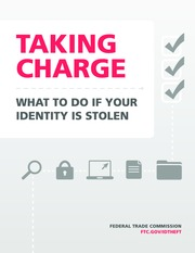 FTC What to do if your ID is stolen