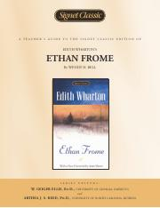 ethanfrome_teacher's guide