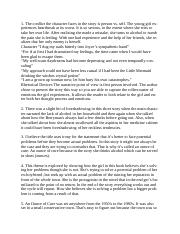 Topics English Essay  Pages An Ounce Of Cure Teaching Essay Writing To High School Students also Compare And Contrast Essay High School Vs College A Days Wait  A Days Wait By Ernest Hemmingway Biography Ernest  Example Of Proposal Essay