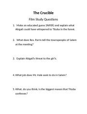 Crucible Film Questions.docx