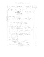 ENGR 225 Set 7 Solutions