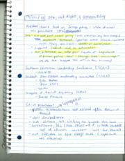 HY 318 JFK Civil Rights and Domestic Policy Notes