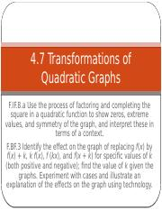 4_7_Transformations_of_Quadratic_Graphs