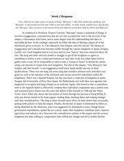 simon bolivar jamaica letter essays