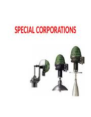 SPECIAL CORPORATIONS.ppt
