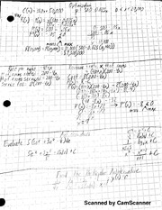 Math 301 Functions Notes