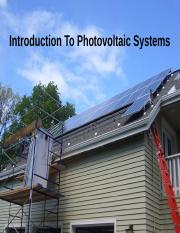 Introduction To PV Systems.ppt