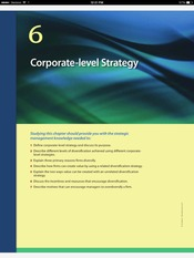 Strategic Mgt - Chapter 06