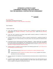 Annex-IV Template for Confirmation of Interest and Submission of Financi... (1).doc