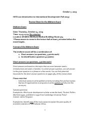 INTD 200 FALL 2019 Midterm Exam Review Sheet.pdf